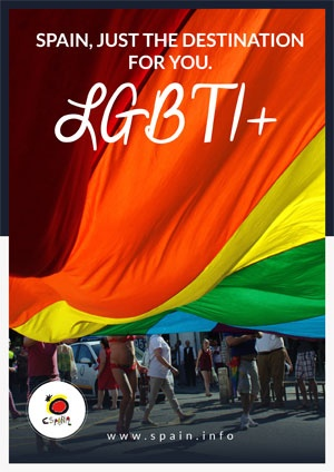 Spain, your destination. LGBTI+