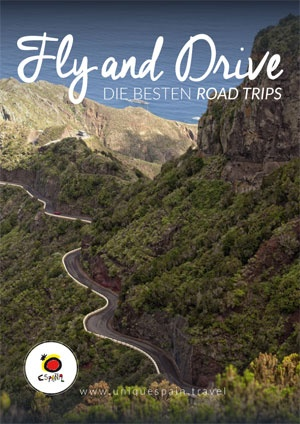 Fly and Drive. Drie besten Road Trips