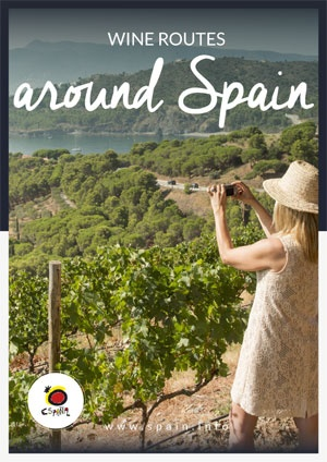 Wine routes around Spain