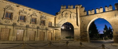 Historic centre of Baeza