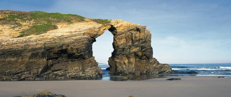 Plage des Catedrales, Ribadeo
