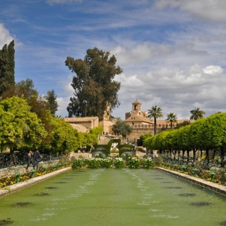Gardens of the Alcázar of the Christian Monarchs