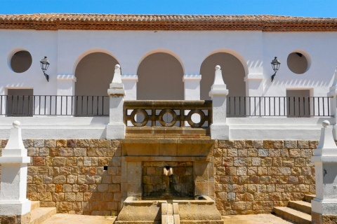 Andalusian country house