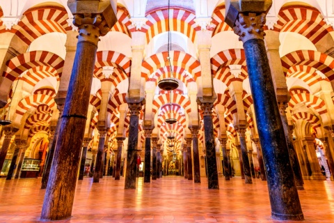 Moschee In Córdoba Bildergalerie Innen Außen Spain Info Auf Deutsch