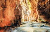 Route along the River Chillar, Nerja