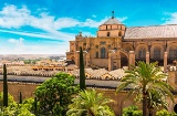 Exterior of the Great Mosque of Cordoba