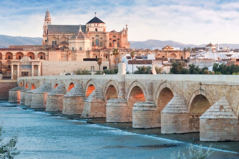 View of Córdoba (Andalusia)