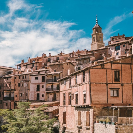 Albarracín, Teruel