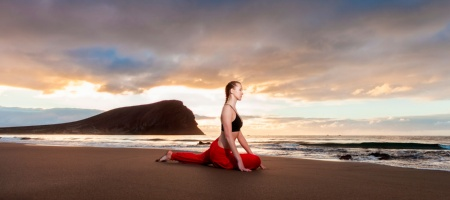 Yoga in the Canary Islands