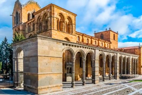 San Vicente Basilica In ávila Spain Info In English