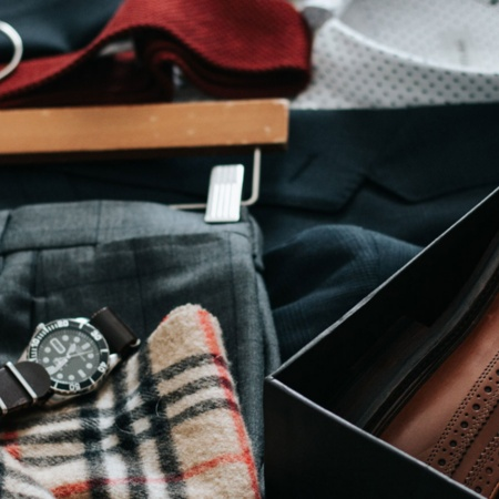 Clothes and accessories for men