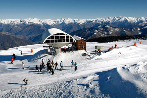 Port-Ainé Ski Resort