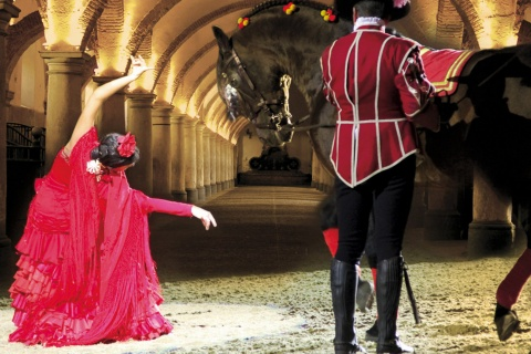 Permanent equestrian show, Passion and Spirit of the Andalusian Horse