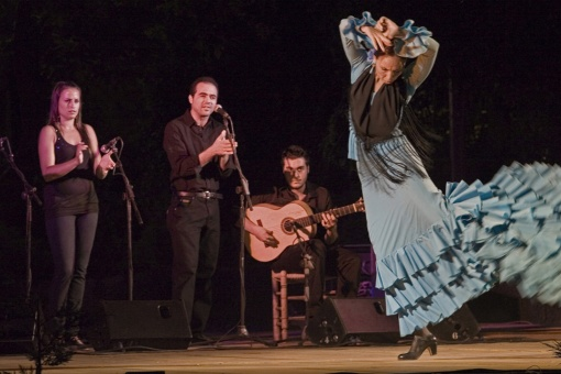 Flamenco White Night in Cordoba
