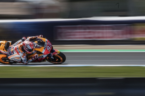 Motorcycle racing: Spanish Grand Prix
