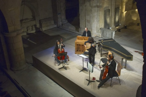 One of the concerts during Chamber Music Week in Segovia