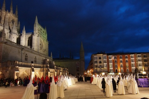 Easter Week in Burgos