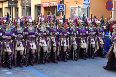 Main Fiestas in Almansa