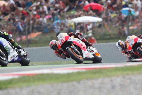 Motorcycle sport: Catalonia Grand Prix