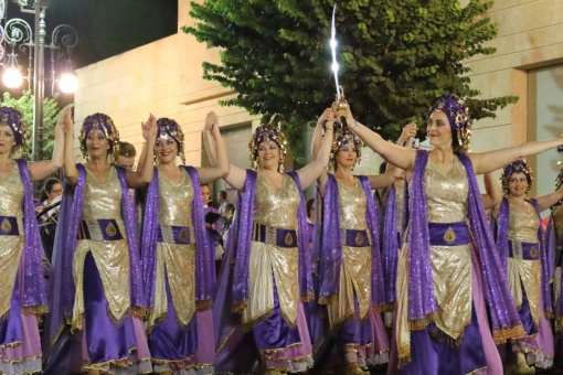 Moors and Christians in Orihuela. Fiesta of the Reconquest