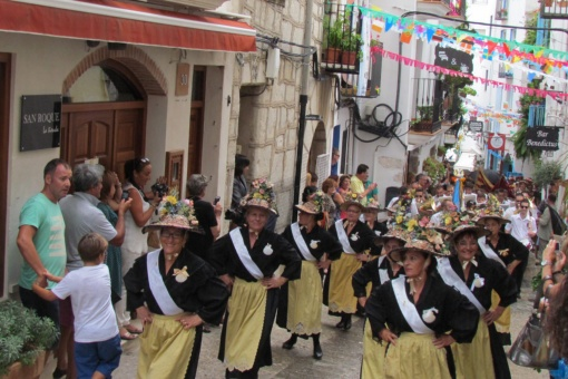 Patron saint festival in honour of the Virgen de la Ermitana
