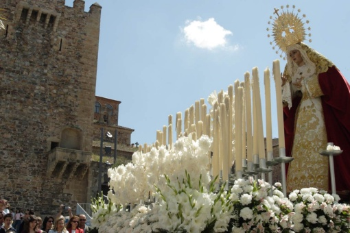 Easter Week in Cáceres