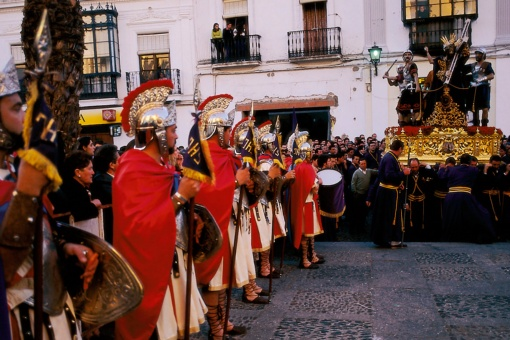 Easter Week in Jerez de los Caballeros