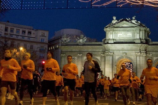 Running: San Silvestre Vallecana Event