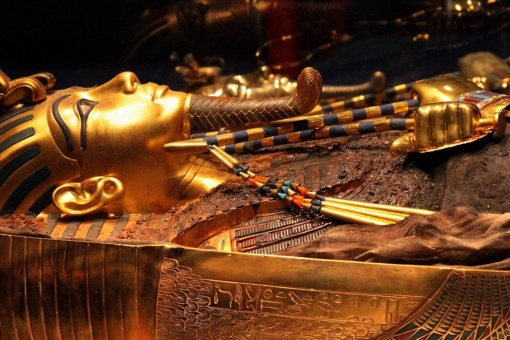 Exhibition: Tutankhamen. The tomb and its treasures