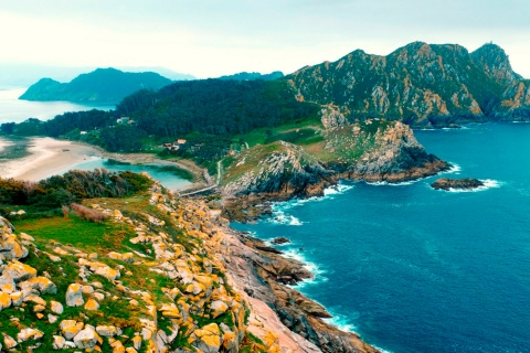 Atlantic Islands of Galicia Maritime-Terrestrial National Park