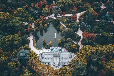Parque De El Retiro Informações Práticas E Visitas Spain Info Em Português Brasileiro