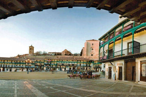 Plaza Mayor von Chinchón