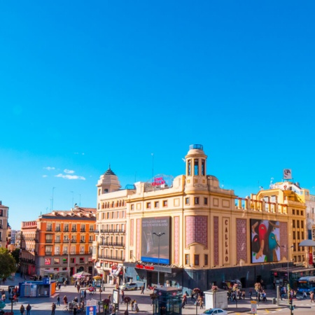 Plaza de Callao, Madrid