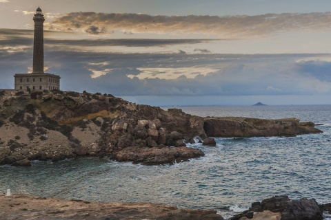 Cabo de Palos lighthouse (Region of Murcia)