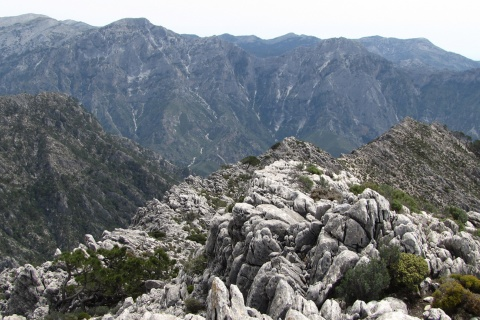 Sierras of Tejeda, Almijara and Alhama Natural Park