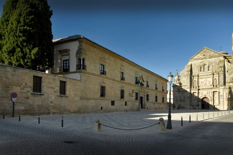 Exterior of the Parador de Úbeda