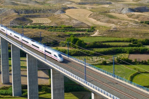 Explore Spain On Its High Speed Trains Spain Info In English