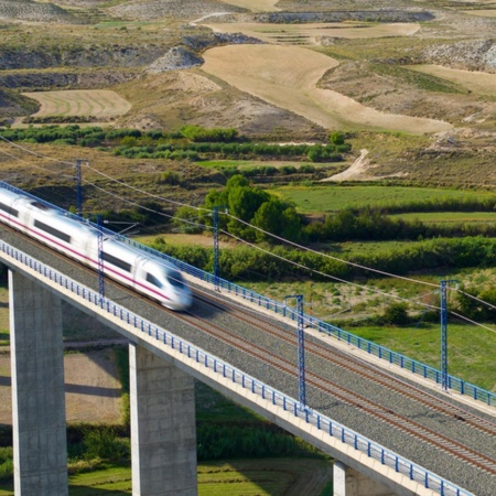 AVE high-speed train