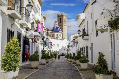 Altea (Alicante, Region Valencia)