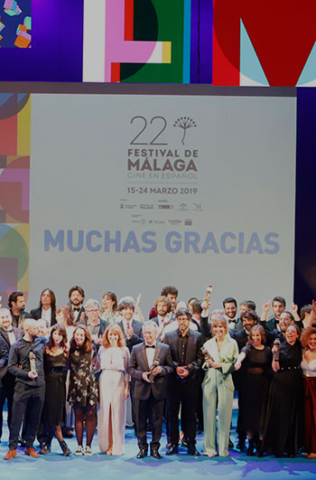 Award-winners at the 2019 Malaga International Film Festival