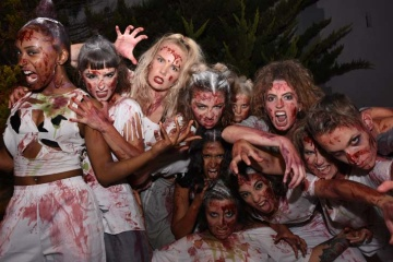 Sitges Zombie Walking