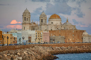 Views of Cadiz