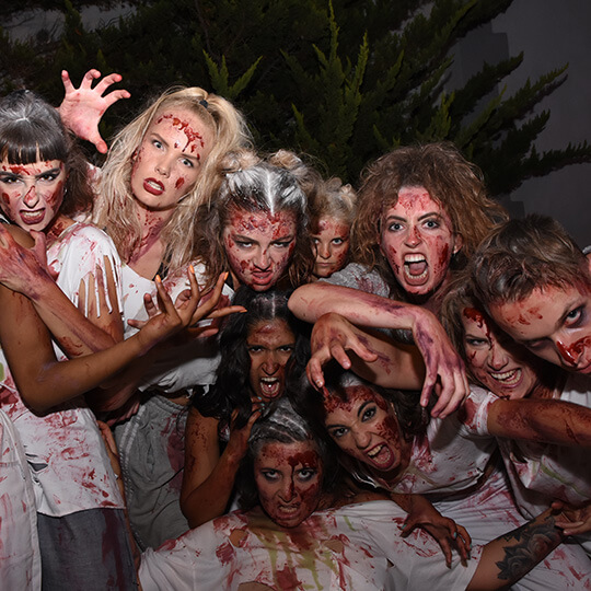 Zombie Walk a Sitges