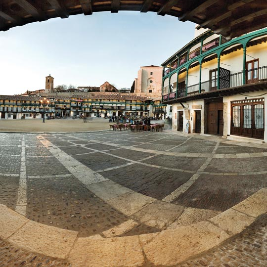 A square in Chinchón