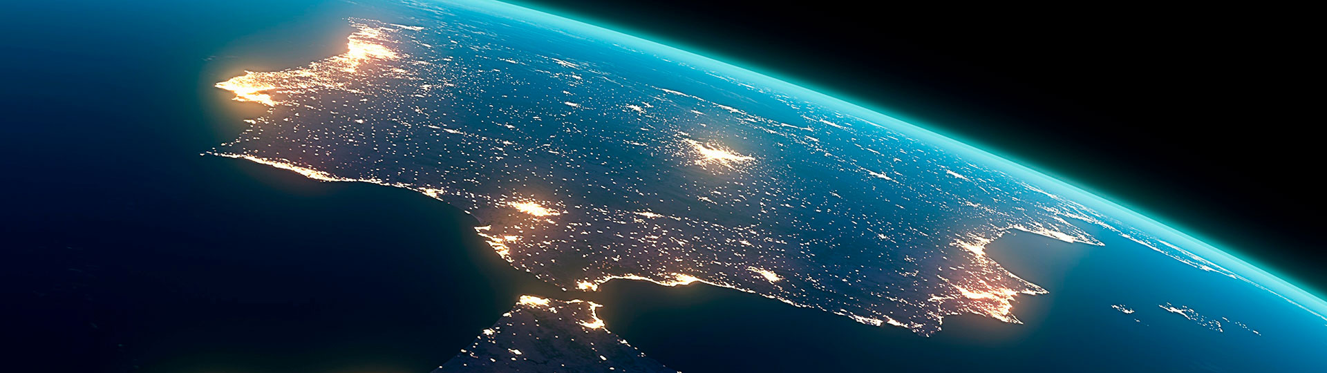 The Iberian Peninsula from space