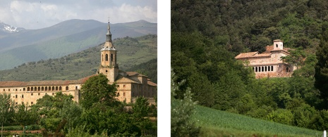 Monastery of Yuso and Monastery of Suso in La Rioja