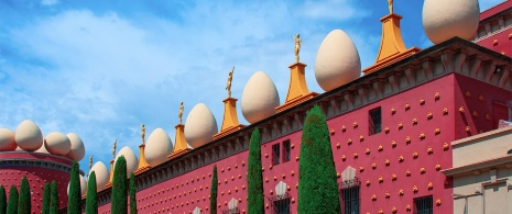Theater-Museum Dalí in Figueres