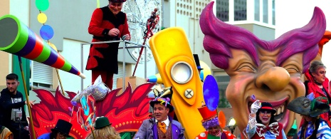 Carnival in Cadiz