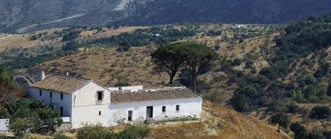 Country house in Carratraca, Málaga (Andalusia)