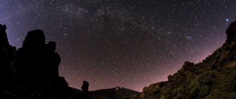 Astrotourism in Teide National Park